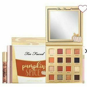 Too Faced Pumpkin Spice and Everything Nic…